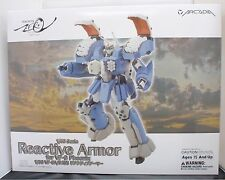 IN STOCK Arcadia Macross Zero 1/60 Reactive Armour Parts for VF-0 Valkyrie Armor