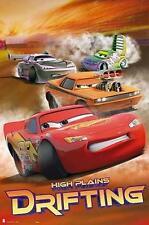 CARS FILMPOSTER HIGH PLAINS DRIFTING