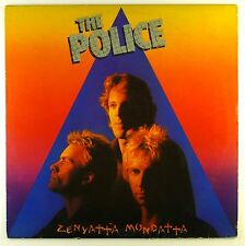 "12"" LP - The Police - Zenyatta Mondatta - #L7556 - washed & cleaned"