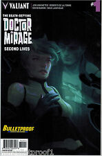 Doctor Mirage #1  Bulletproof  Exclusive Variant !