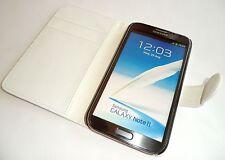 SA18 Für Galaxy Note 2 N7100 Kunst Leder Portmonee Kartenfach Schutzhülle Case