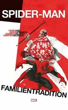 Spider-Man: tradición familiar HC Marvel Graphic Novel #18 Gabriele Dell 'Otto