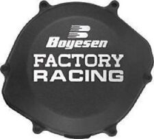 Boyesen Black Factory Clutch Cover for Honda 87-01 CR 250R CR 500R CC-02B