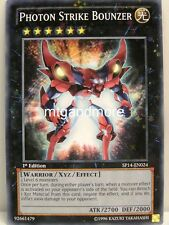 Yu-Gi-Oh - 1x Photon Strike Bounzer - SP14 - Starfoil - Star Pack 2014