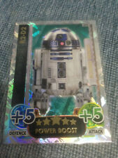 STAR WARS Force Awakens - Force Attax Trading Card R2-D2 Limited Edition