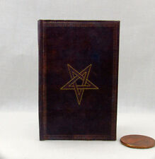 NOVEM PORTIS, The Ninth Gate Illustrated Book in 1:3 Scale Readable Book