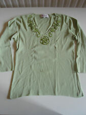 Sous Pull Vert Armand Thiery taille 1