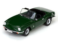 SunStar Triumph Spitfire Mk IV Green 1970 in 1:18 Scale 1045