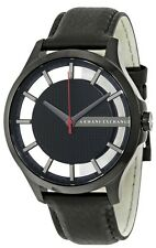 ARMANI EXCHANGE Men's Smart Black / Clear Watch - AX2180
