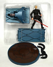 Loose Star Wars Darth Tyranus with Force Flipping Attack Star Wars AOTC 2002