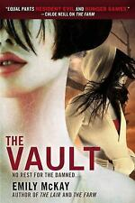 A Farm Novel: The Vault by Emily McKay (2014, Paperback)