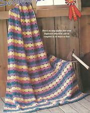 *Bow Knot Afghan crochet PATTERN INSTRUCTIONS