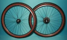 Chris King Mountain Bike Wheelset 100/135mm Front/Rear ISO Adaptor 32H Mavic 517