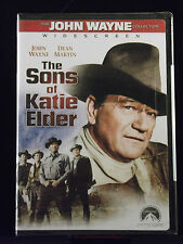 The Sons of Katie Elder (DVD Widescreen 2005) NEW Western John Wayne Dean Martin