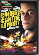 DVD ZONE 2--COURSE CONTRE LA MORT--GORDON-LEVITT/SHANNON/KOEPP