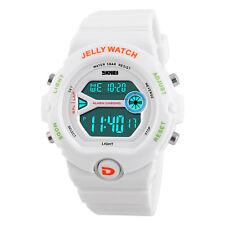 Skmei Sports Kids Waterproof Wristwatch Watch 50M Dive Swim LED Digital Watch