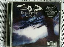 Staind - Break the Cycle cd (Parental Advisory) [PA] (2001)