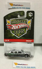 Limozeen #2 of 26 * Hot Wheels Military Rods *H129