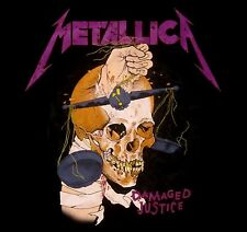 METALLICA cd lgo HARVESTER OF SORROW Official SHIRT XL New and justice for all