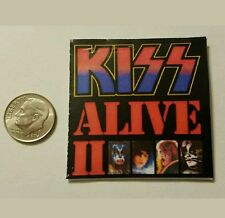 Miniature record albums Barbie Gi Joe  action Figure size Kiss band Playscale D