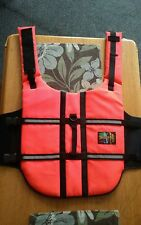 OUTWARD HOUND (LARGE) DOG PET SAVER LIFE JACKET SAFETY VEST (used)