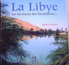 Livre La Libye sur les traces des Garamantes /P13