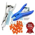 ELASTRATOR Castrating PLIERS Rubber Ring Applicators CASTRATORS Docking + RINGS