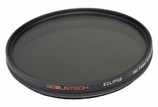 Genus eclipse 77mm variable ND Fader filtro neutral density vídeo DSLR