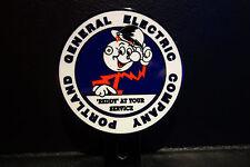 PORTLAND GENERAL ELECTRIC  Reddy Kilowatt Plate Topper ELECTRICIAN GIFT