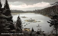 BG15198 schwimmende inseln a d kl arbersee bayer wald   germany CPSM 14x9cm