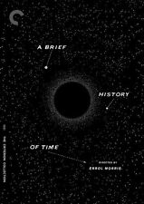 Brief History of Time [Criterion Collection] (2014, DVD NEUF)