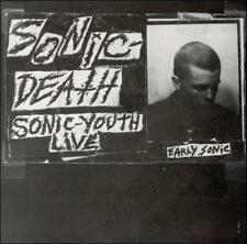 Sonic Death : Early Sonic Youth Live 1981-1983 Cassette Tape 1988 SST CrO2