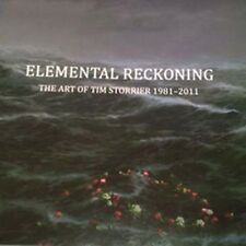 Tim Storrier Elemental Reckoning Signed Limited Edition with Etching 55/100