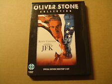 2-DISC SPECIAL EDITION DIRECTOR'S CUT DVD / JFK ( KEVIN COSTNER )