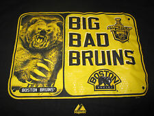 2012 BOSTON BRUINS STANLEY CUP PLAYOFFS (LG) T-Shirt BIG BAD BRUINS