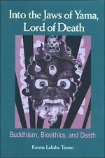 Into the Jaws of Yama, Lord of Death: Buddhism, Bioethics, And Death-ExLibrary