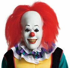 Rubies It Pennywise Clown Adult Horror Movie Mens Halloween Costume 68544
