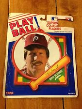 PLAYBALL SUPERSTAR COLLECTIBLE MLB PLAQUE MIKE SCHMIDT PHILADELPHIA PHILLIES