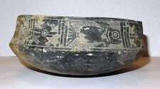 COUPE PRE-COLOMBIENNE - EQUATEUR - 800/1200 AD - PRE COLUMBIAN INSCRIBED CUP