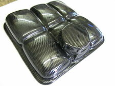 FORD FOCUS HEADERTANK COVER AND CAP CARBON FIBER FIBRE ABS PLASTIC MK2 RS ST