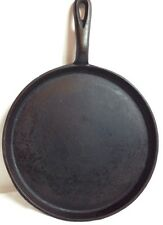 BSR No 8 STOVE TOP GRIDDLE CAST IRON HEAT RING USA BIRMINGHAM STOVE & RANGE