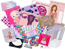 Baby Shower Party Games  /  10 GAMES PACK  /  PINK/GIRL  /  20 players