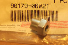 YAMAHA TTR225  TTR125  TTR230  GENUINE  R/BRAKE  ADJUSTER  NUT - # 90179-06W21