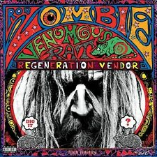 Venomous Rat Regeneration Vendor [PA] by Rob Zombie (Vinyl, Apr-2013, Universal)