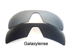 Galaxy Replacement Lenses For Oakley Oil Rig Black&Ash Gray Polarized 2 Pairs
