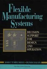 Flexible Manufacturing Systems: Decision Support for Design and Operat-ExLibrary