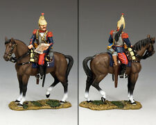 King and Country Cuirassier Studying Map FW221