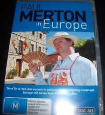 Paul Merton In Europe BBC DVD (Australia Region 4) DVD - NEW