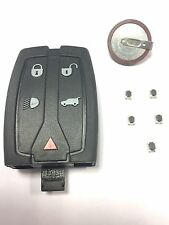 Repair refurbishment kit for Land Rover Freelander 2 remote key fob