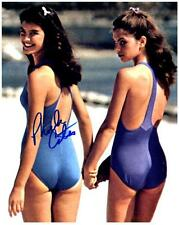 Phoebe Cates 8x10 Signed Photo Picture Very Nice + COA